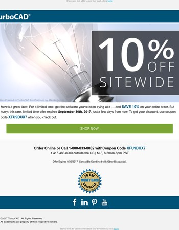 Time's Running Out: Get 10% off Your Order