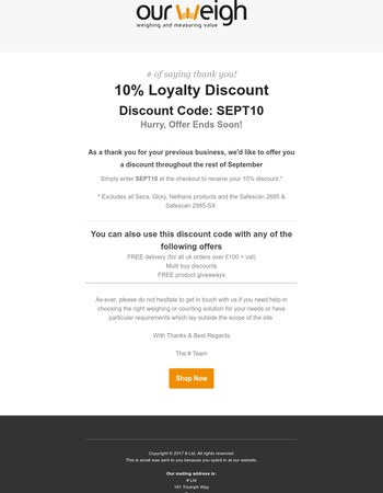 Discount Inside