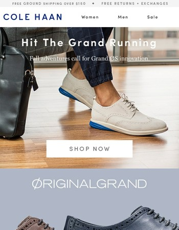$75 Off + A Grand Start to the Season