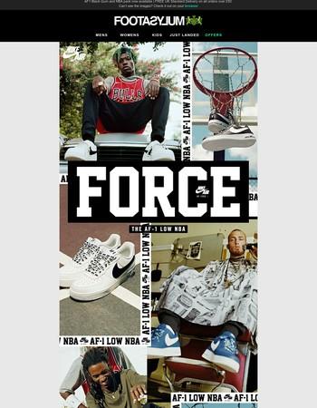 Box Fresh: Brand New Nike Air Force 1