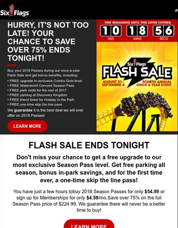 Six flags vallejo coupon codes 2018 kroger coupons dallas tx get 70 off with six flags coupon codes and promo codes for november 2017 fandeluxe Choice Image