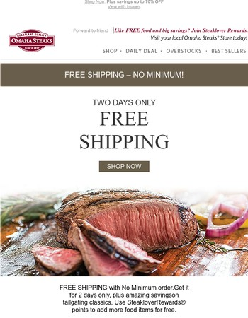 FREE Shipping - LIMITED TIME