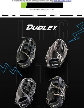 Lightning has Struck! Dudley Gloves Only $54.89