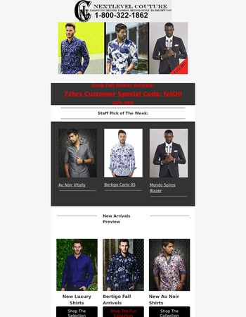 Fall Winter Arrivals | Don't Miss Out!