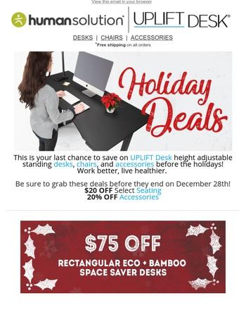 Uplift desk coupon code